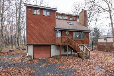 East Stroudsburg Single Family Home For Sale: 126 Sundew Dr