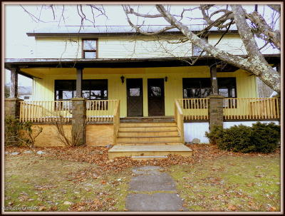 Monroe County Multi Family Home For Sale: 1114 Mill St