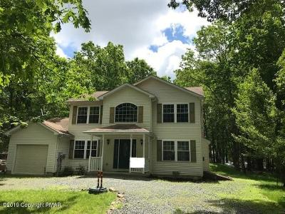 Towamensing Trails Single Family Home For Sale: 59 Eliot Ln