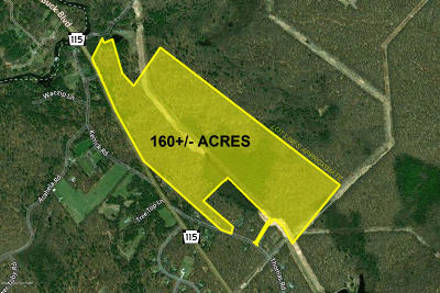Blakeslee Residential Lots & Land For Sale: Sr 115
