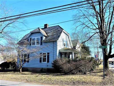 Stroudsburg Single Family Home For Sale: 1672 W Main St