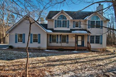 Single Family Home For Sale: 319 Cascade Drive