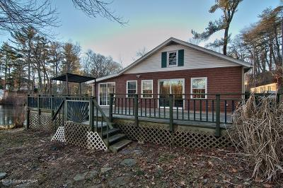 Saylorsburg Single Family Home For Sale: 5150 S Hamilton