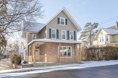 Bangor Single Family Home For Sale: 516 Pennsylvania Ave