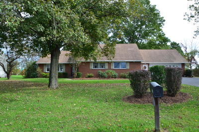 Monroe County Single Family Home For Sale: 707 Hammond Ln