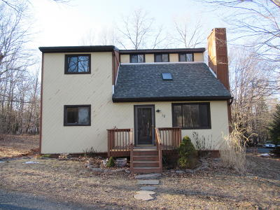 Towamensing Trails Single Family Home For Sale: 16 Milton Way