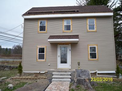 Monroe County Single Family Home For Sale: 2200 Route 715 Rte