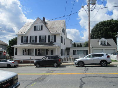 Lehigh County, Northampton County Single Family Home For Sale: 115 S Robinson Ave
