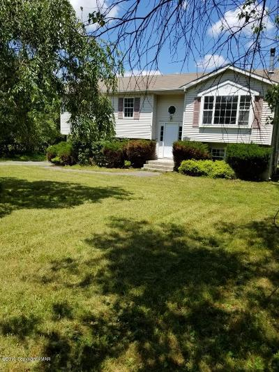 Blakeslee Single Family Home For Sale: 134 Ryan Rd