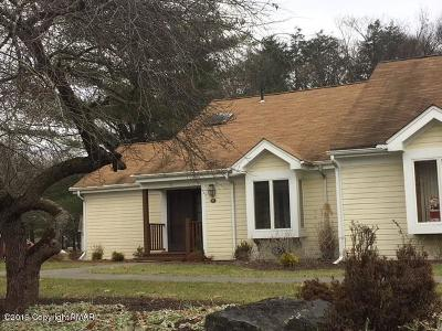 Stroudsburg Single Family Home For Sale: 56 Village Dr
