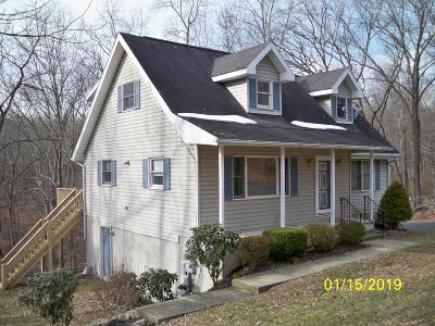 Stroudsburg Single Family Home For Sale: 277 Cays Rd