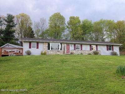 Stroudsburg Single Family Home For Sale: 224 Thomas Way