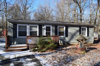 Towamensing Trails Single Family Home For Sale: 75 Thomas Ln
