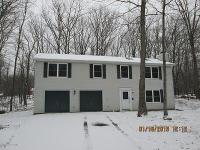 East Stroudsburg Single Family Home For Sale: 1709 Winona Ter