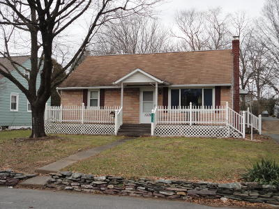 Stroudsburg Single Family Home For Sale: 1020 Fritz Ave