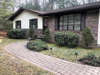 Single Family Home For Sale: 2550 Spring Ln