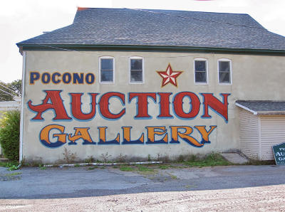 Pocono Summit Commercial For Sale: 210 Summit Ave