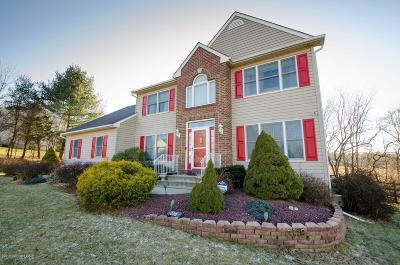 Stroudsburg Single Family Home For Sale: 308 Country Heritage Dr