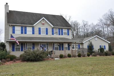Bangor Single Family Home For Sale: 2327 Lake Minsi Dr
