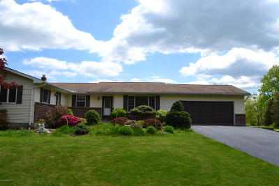 Stroudsburg Single Family Home For Sale: 246 North Road