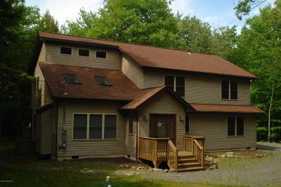 Gouldsboro Single Family Home For Sale: 74 Delbert Dr