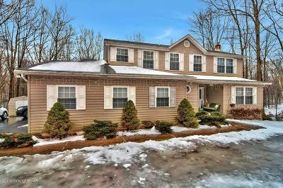 Stroudsburg Single Family Home For Sale: 488 Sassafrass Way