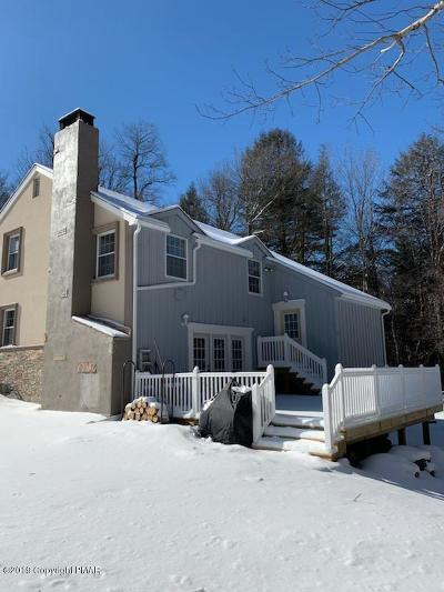 Pocono Lake Single Family Home For Sale: 715 & 723 Stoney Hollow Rd