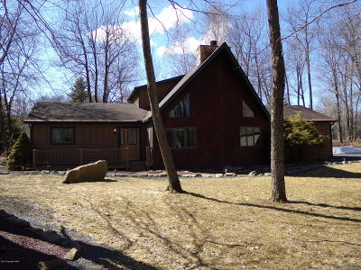 Lake Harmony Single Family Home For Sale: 18 Matz Pass