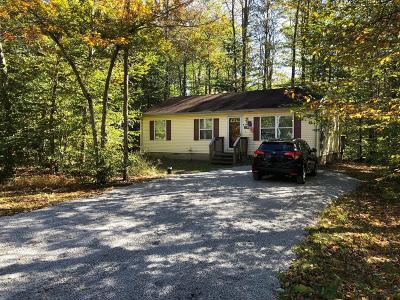 Pocono Lake Single Family Home For Sale: 243 Paxinos Dr