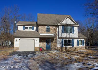 Albrightsville Single Family Home For Sale: 22 Lenape Trl
