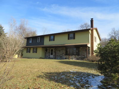 Stroudsburg Single Family Home For Sale: 801 Bryant St