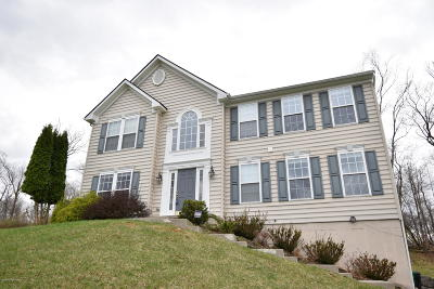 East Stroudsburg Single Family Home For Sale: 151 Milestone Drive