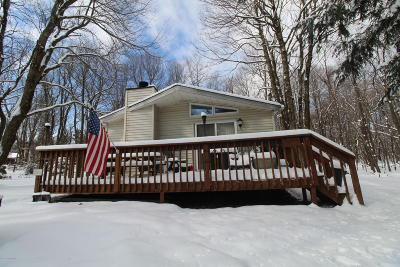 Towamensing Trails Single Family Home For Sale: 12 Ranson Circle