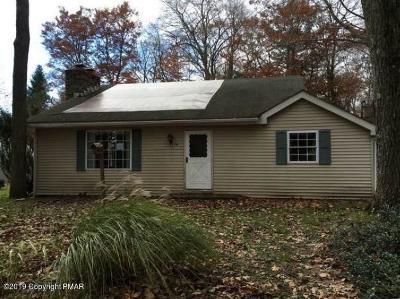 Long Pond Single Family Home For Sale: 105 Johns Ln