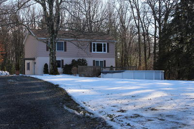 Saylorsburg Single Family Home For Sale: 1069 Sugar Hollow Rd