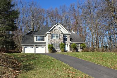 Stroudsburg Single Family Home For Sale: 1239 W Wade Ct