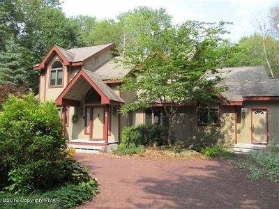lake naomi, Timber Trails Single Family Home For Sale: 2398 Overlook Ln