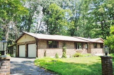 East Stroudsburg Single Family Home For Sale: 2220 Paper Ln