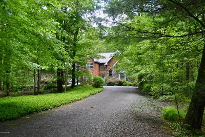 Buck Hill Falls Single Family Home For Sale: 491 Pheasant Ln