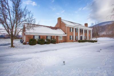Monroe County Single Family Home For Sale: 121 Buckfield Ln