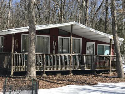 Albrightsville Single Family Home For Sale: 104 Tall Oak Rd