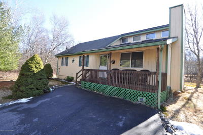Towamensing Trails Single Family Home For Sale: 124 Bishop Cir