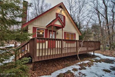 lake naomi, Timber Trails Single Family Home For Sale: 5537 Fox Run