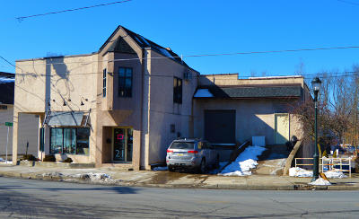 East Stroudsburg Commercial For Sale: 21 N Courtland St