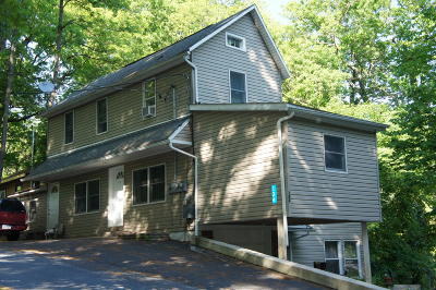 Saylorsburg Multi Family Home For Sale: 134 Lake Rd
