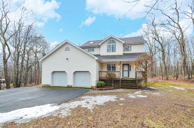 East Stroudsburg Single Family Home For Sale: 410 Reservoir Ridge Rd