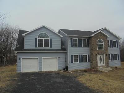 Long Pond Single Family Home For Sale: 2121 Wild Laurel Drive