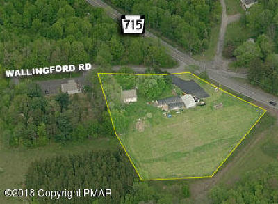 Monroe County Commercial For Sale: 105 Wallingford Rd