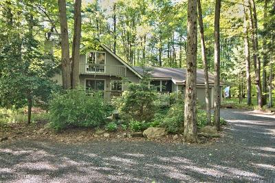 lake naomi, Timber Trails Single Family Home For Sale: 2315 Hillcrest Dr