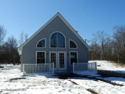 Albrightsville Single Family Home For Sale: 1 Highridge Rd